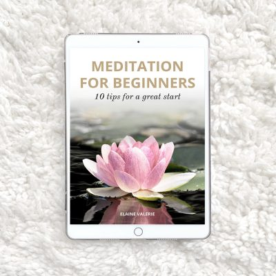 ElaineValerie_Free-Ebook_Meditation-for-beginners
